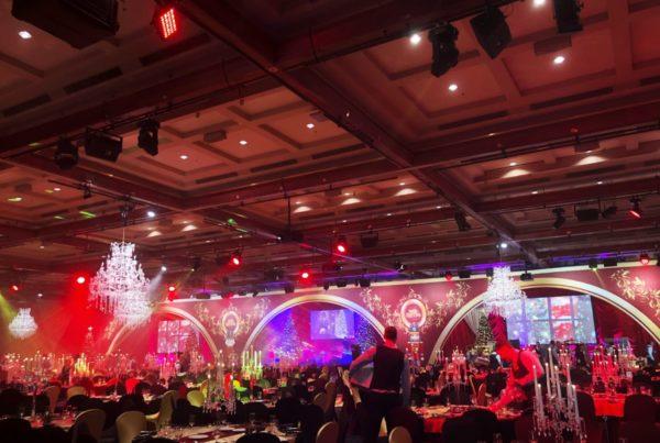 Star Casino's Annual Christmas Celebration