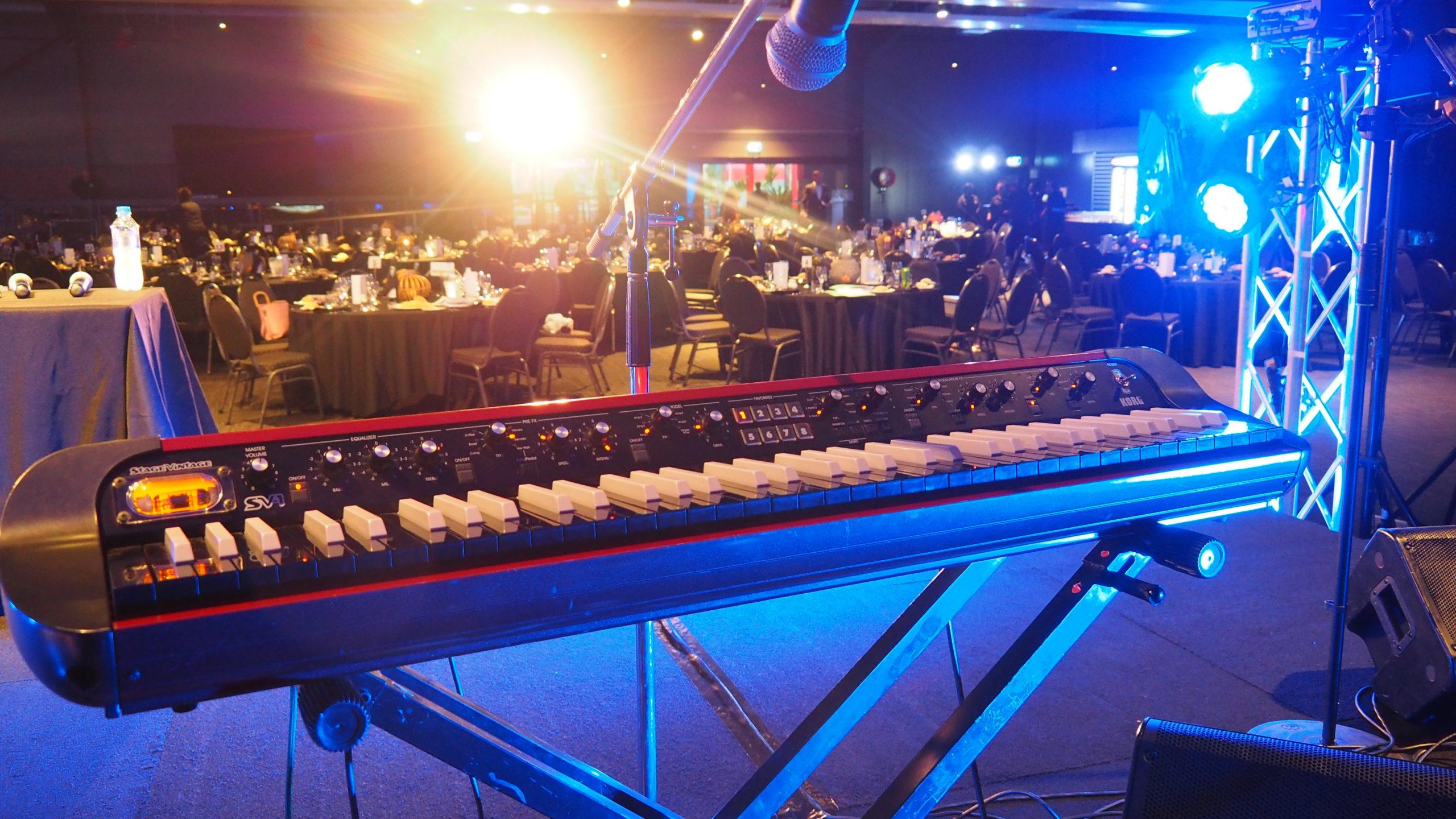 Redtie at Phillips Electronics Gala Night at Dreamworld