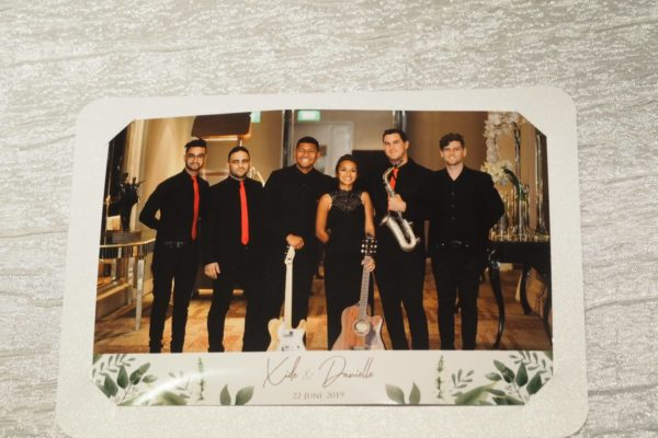 corporate party band singapore