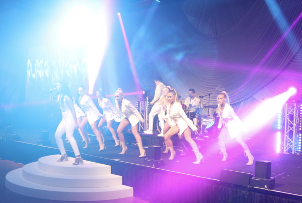 STEP - The Best in Corporate Entertainment
